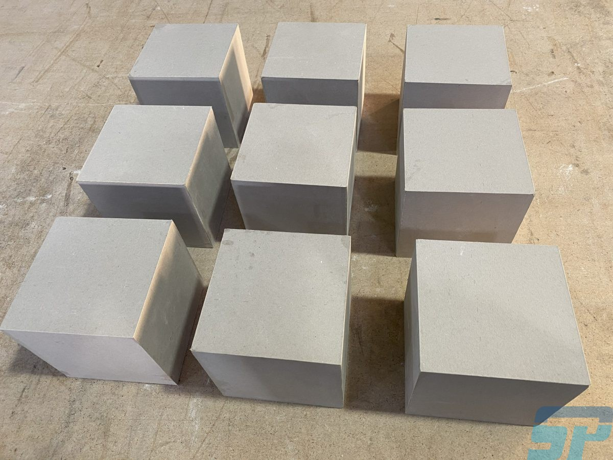 Plasterboard boxes